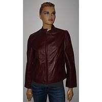 Куртка женская кожаная TOM TAILOR