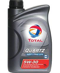 QUARTZ INEO LL 5W30 1L   Моторное масло