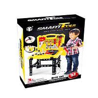 Детский набор инструментов + столик (верстак) HC268526