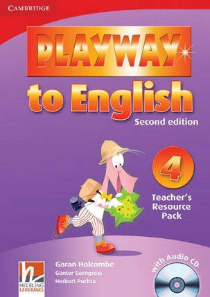 Playway to English Level 4 Teacher's Resource Pack with Audio CD, фото 2