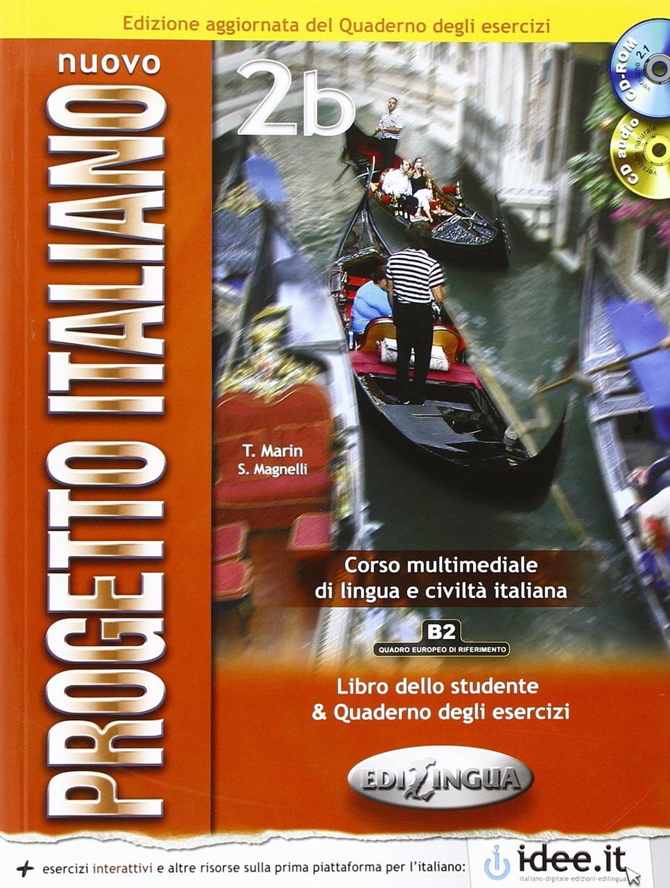 Nuovo Progetto Italiano. Split Version. 4 Volumes