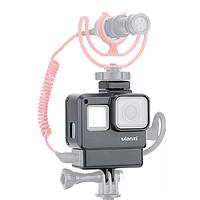 Рамка Ulanzi V2 с отсеком для адаптера микрофона GoPro Hero5/6/7