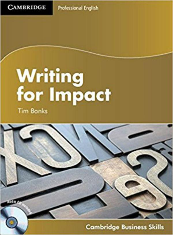 Professional English: Writing for Impact Student's Book with Audio CD
