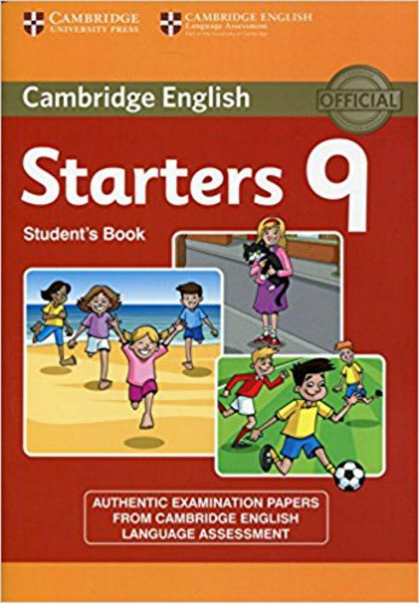 Cambridge YLE Tests 9 Starters SB