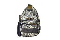 Военная сумка рюкзак с USB N02183 Pixel ACUPAT