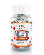 Для мозговой деятельности Core Labs NZT Power 15 caps