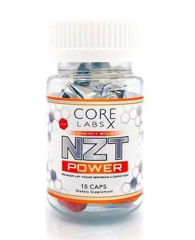 Для мозговой деятельности Core Labs NZT Power 15 caps, фото 2