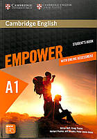 Книга Cambridge English Empower Starter Student's Book with Online Assessment and Practice, and Online Workbook