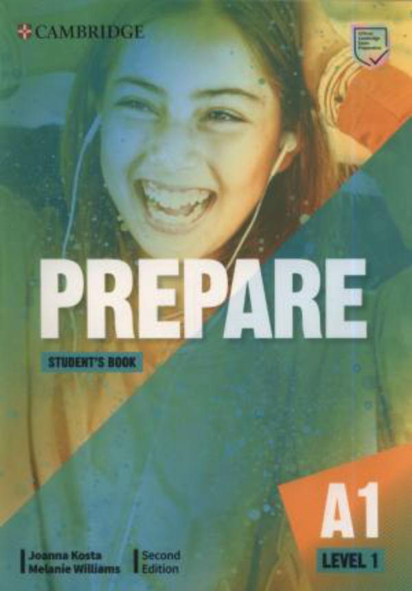 Prepare Level 1 Student's Book