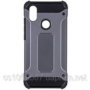 Бронированный противоударный TPU+PC чехол SPIGEN (HC) для Xiaomi Mi 6X / Mi A2
