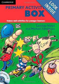 Primary Activity Box Book and Audio CD: Games and Activities for Younger Learners, фото 2