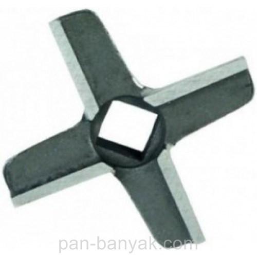 Нож для мясорубки  крестообразный 4,7х4,7 см метал ()