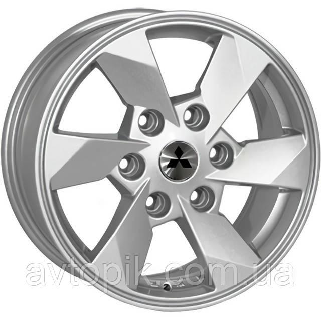 Литые диски Replica Mitsubishi (7756) R16 W7 PCD6x139.7 ET38 DIA92.5 (SL)
