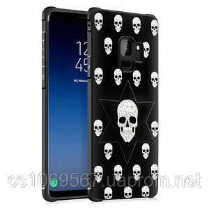 Противоударный TPU чехол Sweet Art для Samsung Galaxy S9