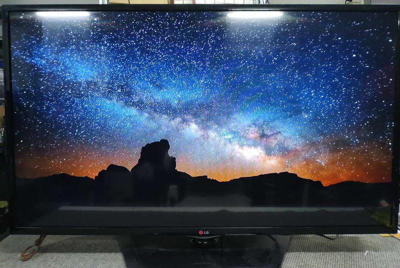 "Б/у большой яркий Лед Телевизор 47"" LG 47LN540V FullHD T2"