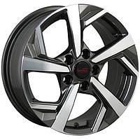 Литые диски Replica Nissan (NS544) R16 W6.5 PCD5x114.3 ET40 DIA66.1 (GMF)