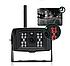"""Автомобильный цифровой монитор 7,0"""" с беспроводными камерами для грузовиков с функцией записи, фото 3"""