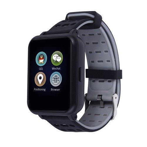 Смарт-часы Smart Watch Z2 Черные
