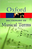 Oxford Dictionary of Musical Terms