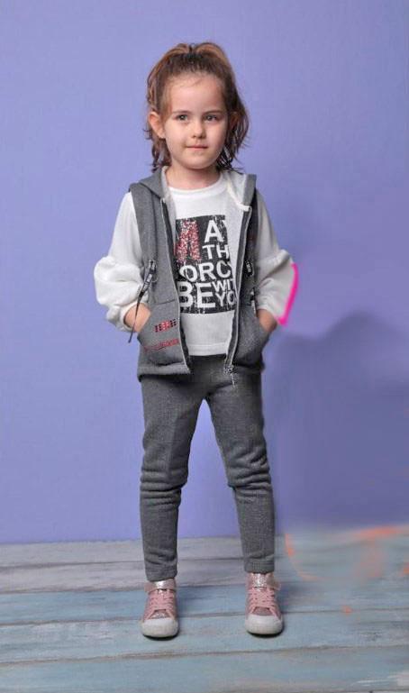 Костюм на девочку тройка Cemi kids бренд