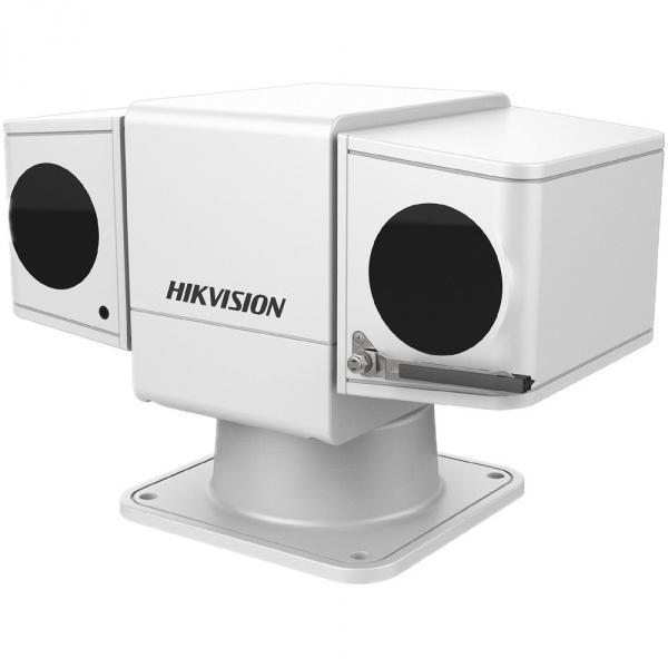 Роботизированная IP камера zoom 23х Hikvision DS-2DY5223IW-AE под карт