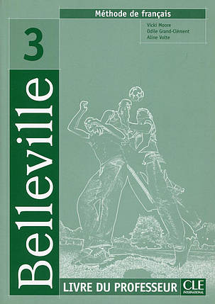 Belleville Level 3 Teacher's Guide (French Edition), фото 2