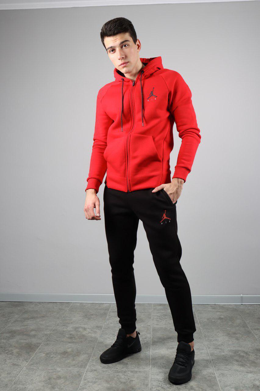 Зимний мужской спортивный костюм Jordan Height