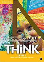 Think. Level 3. Presentation Plus (DVD-ROM)