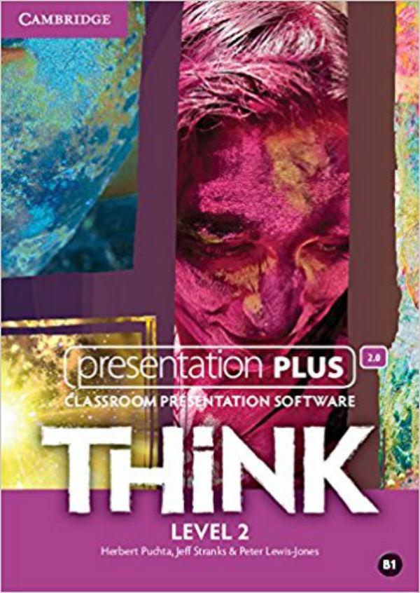 Think 2 Presentation Plus DVD-ROM