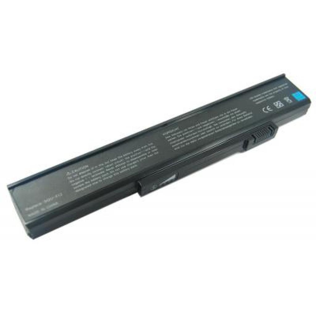 Аккумулятор для ноутбука Alsoft Gateway SQU-412 5200mAh 6cell 10.8V Li-ion (A41188)