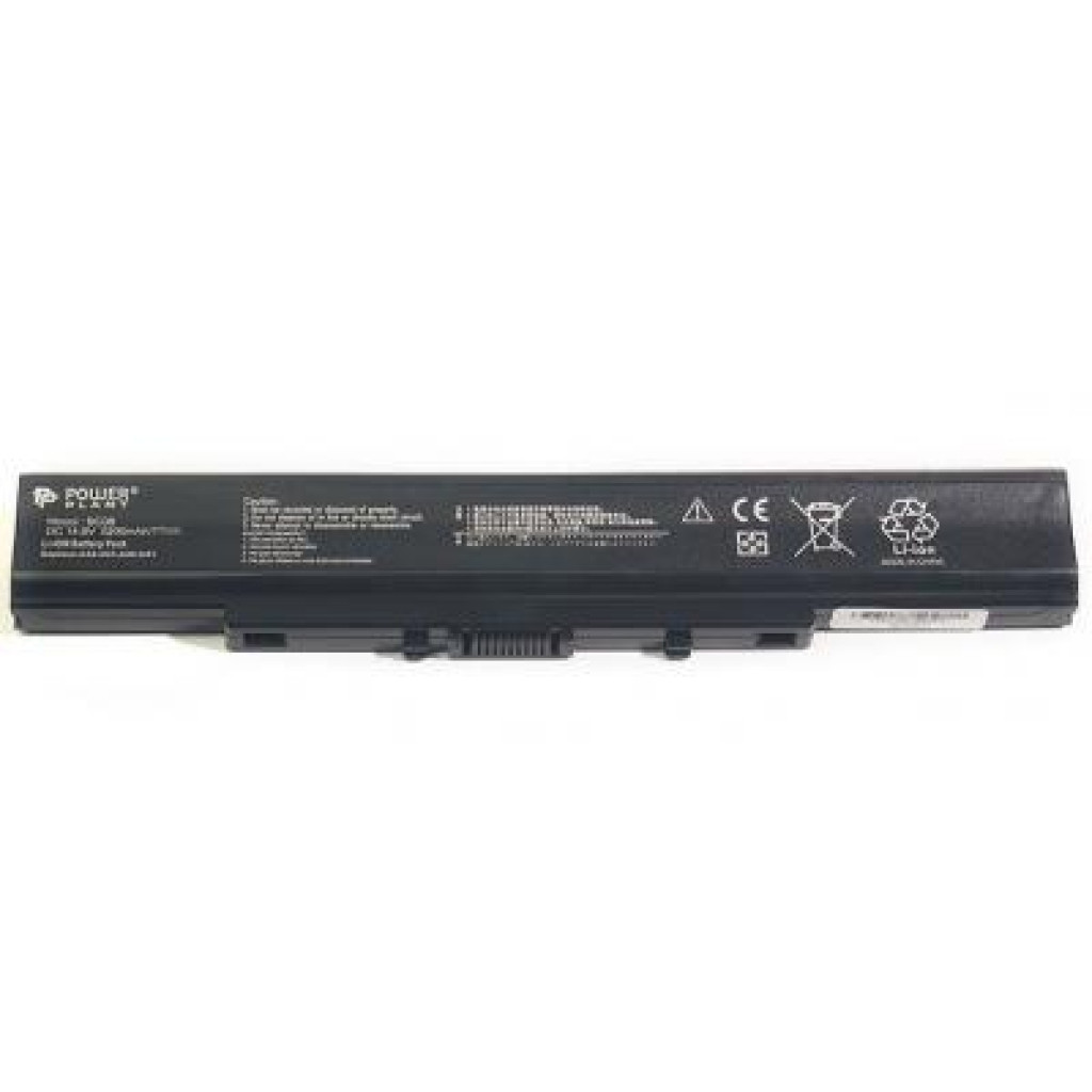 Аккумулятор для ноутбука ASUS U31 (A32-U31, ASU31ELH) 14.8V 5200mAh PowerPlant (NB430512)