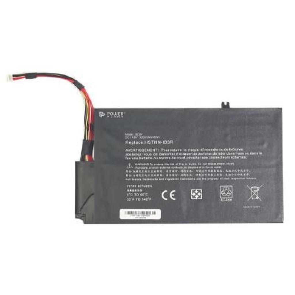 Аккумулятор для ноутбука HP Envy TouchSmart 4 (EL04XL, HPTS40PB) 14.8V 3200mAh PowerPlant (NB460649)