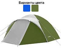 Палатка туристическая трехместная 3000 мм Acamper ACCO 3 кемпинговая, фото 1