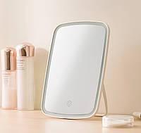 Xiaomi Зеркало LED для макияжа со светодиодной подсветкой Jordan Judy  Makeup Mirror