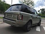 Аэродинамический обвес Autobiography для Range Rover Vogue (2005-2012) , фото 3