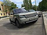 Аэродинамический обвес Autobiography для Range Rover Vogue (2005-2012) , фото 2