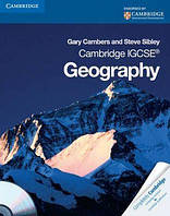 Cambridge IGCSE Geography Coursebook. Cambridge International Examinations (+ CD-ROM)