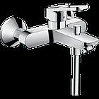 Набор смесителей для ванны 3 в 1 Hansgrohe Logis Loop, фото 4