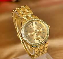 Часы женские Geneva Paidu Swarowski 3 цвета, фото 2