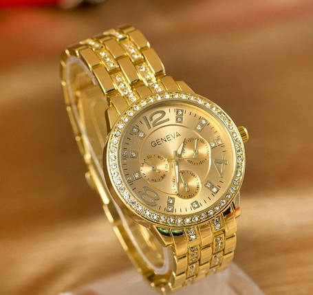 Часы женские Geneva Paidu Swarowski, фото 2