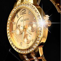 Часы женские Geneva Paidu Swarowski 3 цвета, фото 3