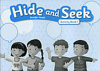 Hide and Seek. Level 1. Activity Book (+ CD-ROM)