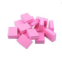Мини-баф 2-х сторонний (Розовый 1 шт