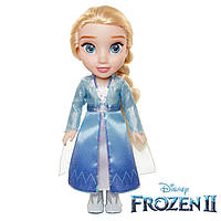 Кукла Disney Frozen 2 Путешествие Эльзы Disney Frozen 2 Elsa Travel Doll