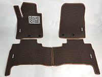Автомобильные коврики EVA на TOYOTA LAND CRUISER 200 (2015-н.в.)