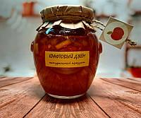 Джем яблочно – лимонный (кубики в сиропе), 395 мл.