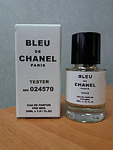 Chanel Bleu de Chanel мужской парфюм тестер 30 ml  (реплика)