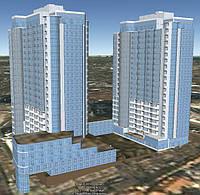 Моделирование и загрузка 3d зданий в google earth
