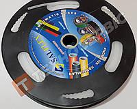 Трубка пневматическая полиэтилен РЕ Ø2-4мм DIN 74 324 SALFLEX Турция цвет белый (норма отпуска бухта 200м)