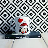 Кружка с принтом Merry Christmas (KR_17NG075)